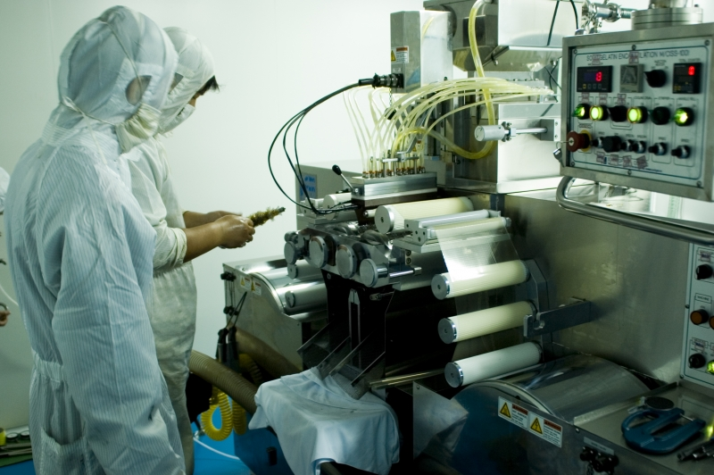 Medical research equipment